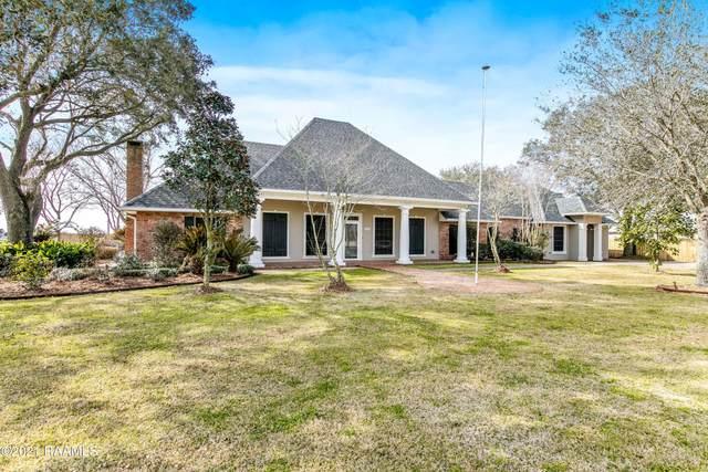 13015 La Hwy 92, Maurice, LA 70555 (MLS #21001747) :: Keaty Real Estate