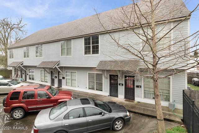 1402 Jefferson Street #202, Lafayette, LA 70501 (MLS #21001771) :: Keaty Real Estate