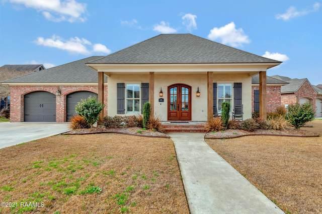 100 Beethoven Drive, Youngsville, LA 70592 (MLS #21001773) :: Keaty Real Estate
