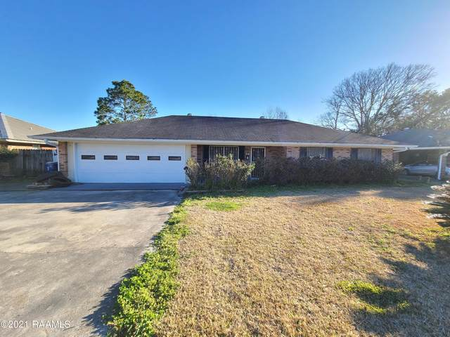 916 E Butler Street, Rayne, LA 70578 (MLS #21001815) :: Keaty Real Estate
