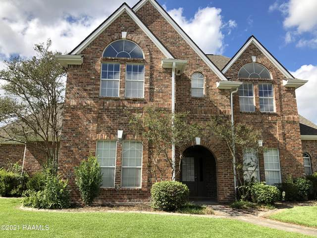 104 Ascot Lane, Lafayette, LA 70508 (MLS #21001816) :: Keaty Real Estate