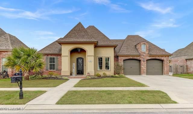 104 Sago Palm Way, Youngsville, LA 70592 (MLS #21001836) :: Keaty Real Estate