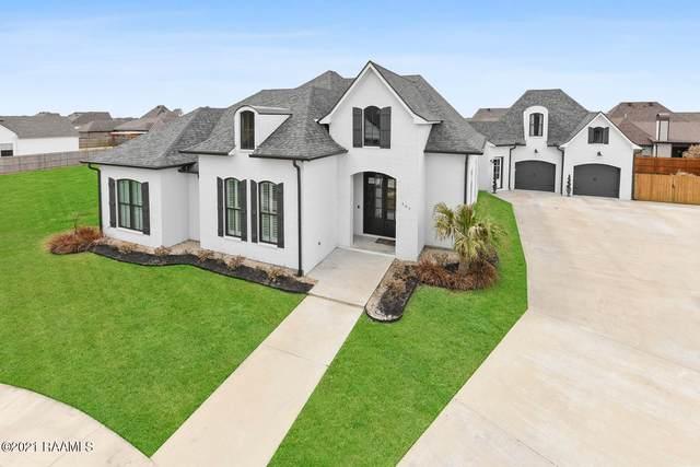 307 Mcarthur Court, Broussard, LA 70518 (MLS #21001888) :: Keaty Real Estate