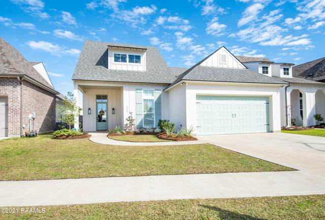 212 Santander Drive, Youngsville, LA 70592 (MLS #21001925) :: Keaty Real Estate
