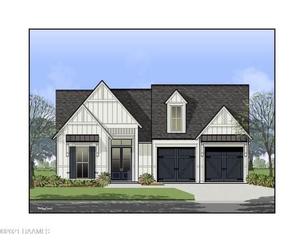 105 Peaceful Hollow Lane, Lafayette, LA 70508 (MLS #21001959) :: Keaty Real Estate
