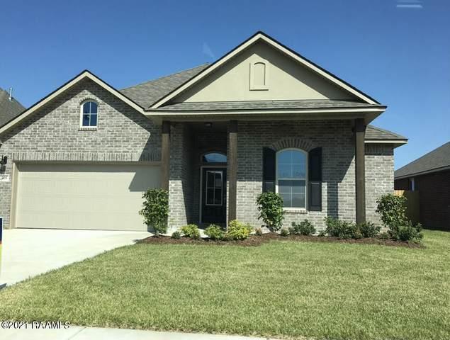 103 Hutton Lane, Youngsville, LA 70592 (MLS #21001972) :: Keaty Real Estate