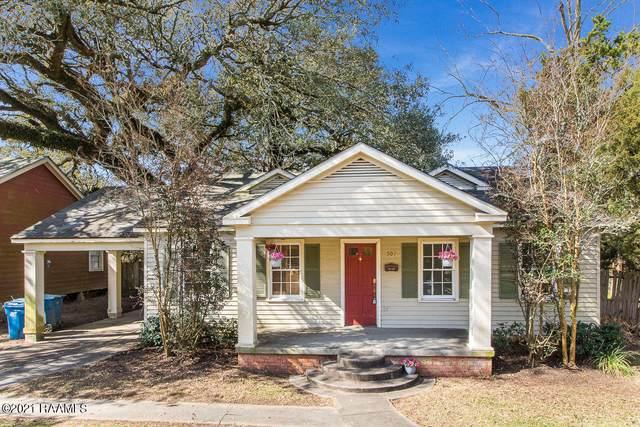 507 Adrienne Street, Lafayette, LA 70506 (MLS #21001973) :: Keaty Real Estate