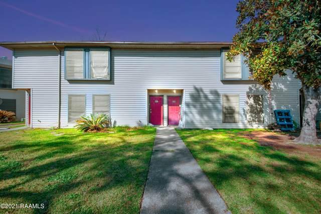 201 High Meadows Blvd #152, Lafayette, LA 70508 (MLS #21001984) :: Keaty Real Estate