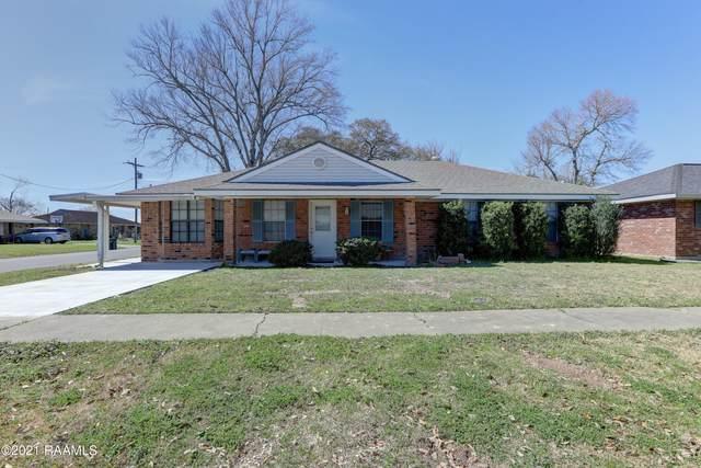 122 Westward Avenue, Scott, LA 70583 (MLS #21001987) :: Keaty Real Estate