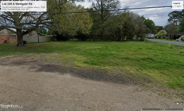 329 A Westgate Road, Lafayette, LA 70506 (MLS #21002031) :: Keaty Real Estate