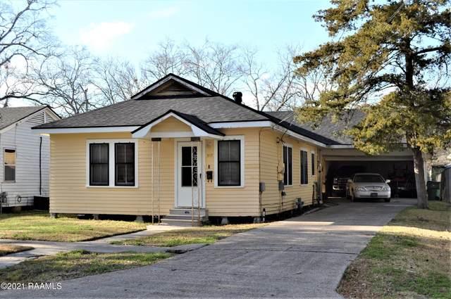 517 E 10th Street, Crowley, LA 70526 (MLS #21002038) :: Keaty Real Estate