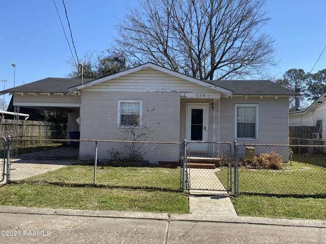 508 Donald Street, New Iberia, LA 70560 (MLS #21002045) :: Keaty Real Estate
