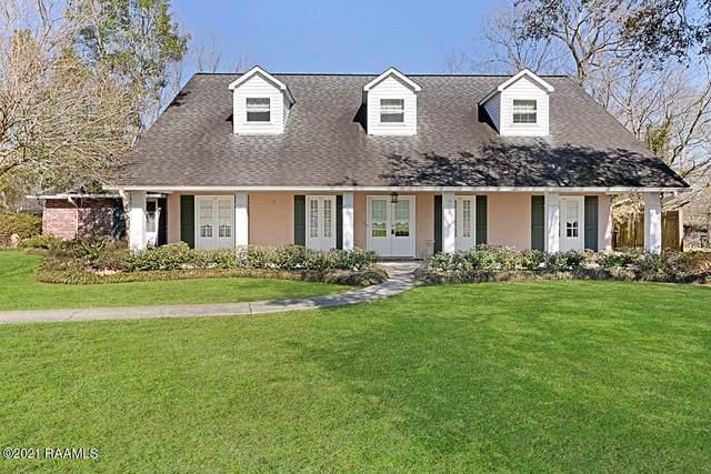 2301 Sandalwood Drive, Opelousas, LA 70570 (MLS #21002053) :: Keaty Real Estate