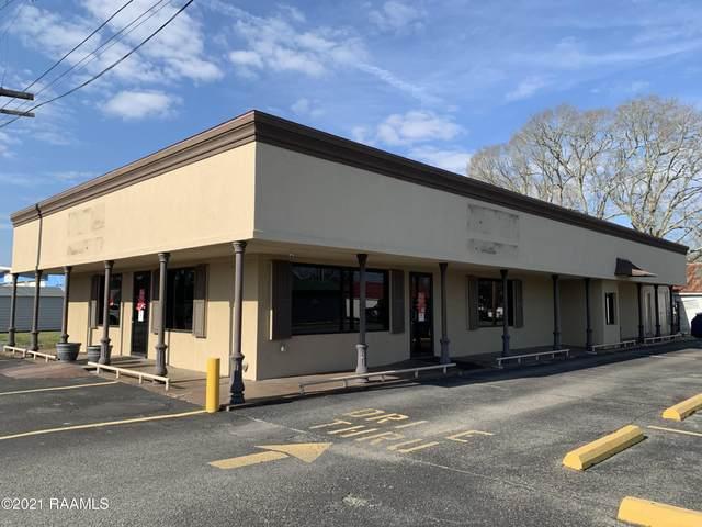 818 N Cushing Avenue, Kaplan, LA 70548 (MLS #21002065) :: Keaty Real Estate