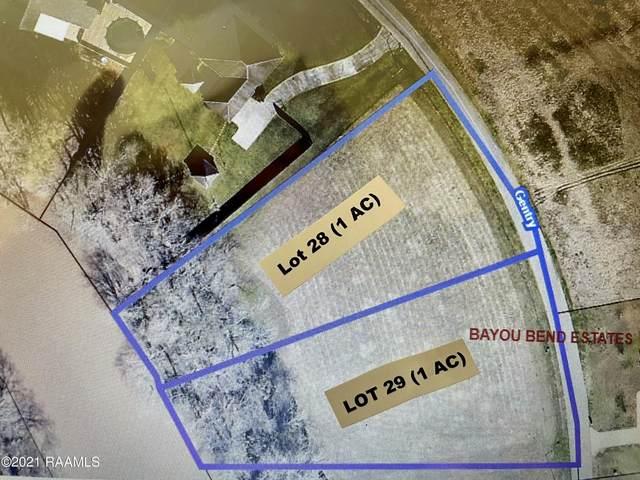 Tbd Lot 28 Gentry Drive, Washington, LA 70589 (MLS #21002129) :: Keaty Real Estate