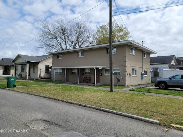 200 Brashear Avenue, Morgan City, LA 70380 (MLS #21002137) :: Keaty Real Estate