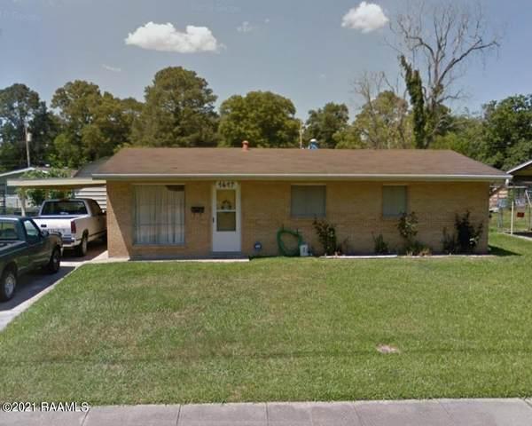 1417 Cactus Drive, Lake Charles, LA 70607 (MLS #21002158) :: Keaty Real Estate