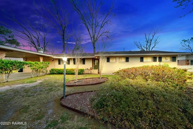 209 Karen Drive, Lafayette, LA 70503 (MLS #21002220) :: Keaty Real Estate