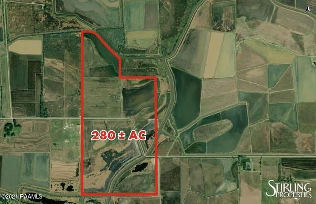 37048 Monceaux Road, Gueydan, LA 70542 (MLS #21002235) :: Keaty Real Estate