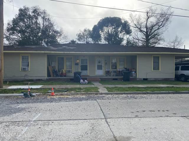 111 & 113 S Saint Valerie Street, Abbeville, LA 70510 (MLS #21002318) :: United Properties