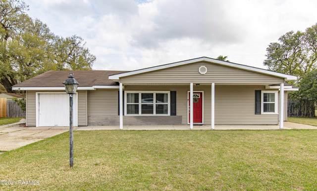 110 Sunny Lane, Lafayette, LA 70506 (MLS #21002331) :: Keaty Real Estate