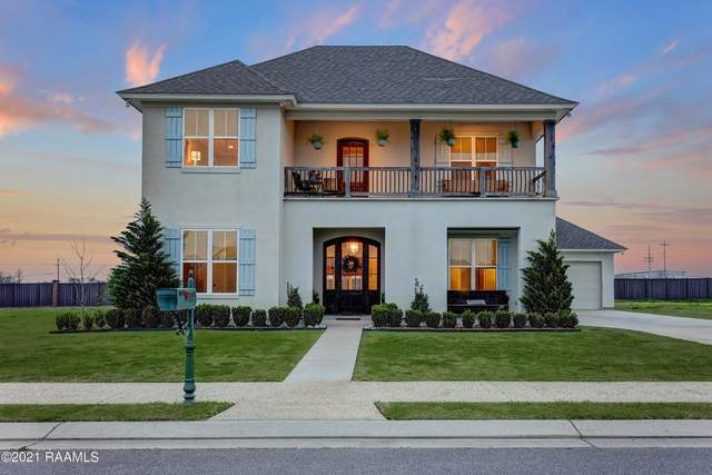 1095 The Lake Drive, Broussard, LA 70518 (MLS #21002338) :: Keaty Real Estate