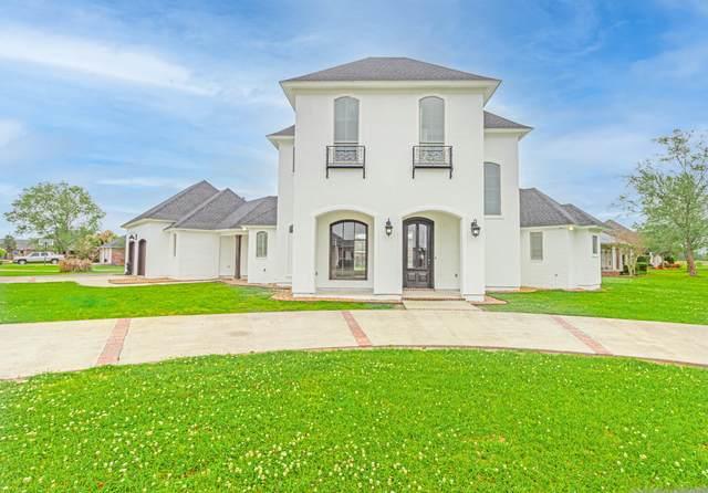 2216 Terre Ruelle, New Iberia, LA 70563 (MLS #21002357) :: Keaty Real Estate