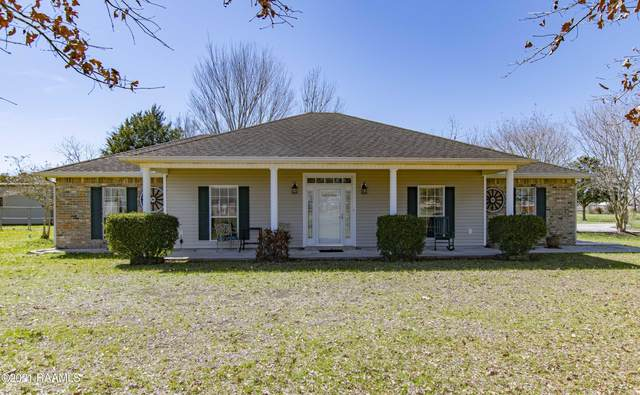 809 Crossland Drive, New Iberia, LA 70563 (MLS #21002363) :: Keaty Real Estate