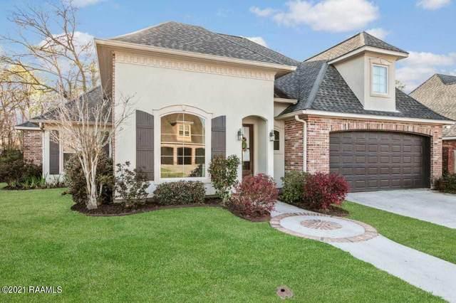 306 Moss Creek Drive, Lafayette, LA 70508 (MLS #21002370) :: Keaty Real Estate