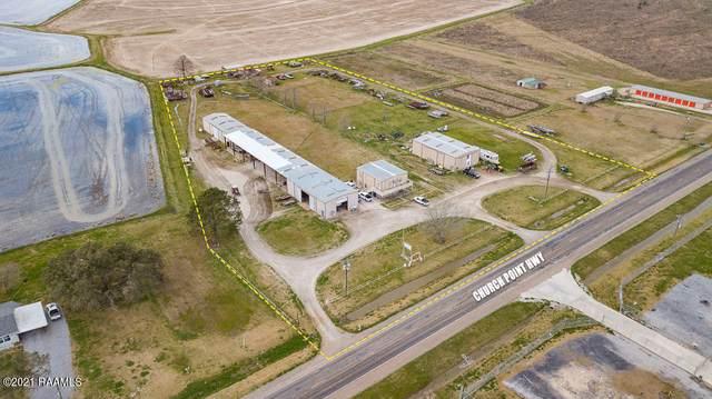5743 Church Point Highway, Rayne, LA 70578 (MLS #21002383) :: Keaty Real Estate