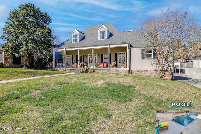 302 Laurence Avenue, Lafayette, LA 70503 (MLS #21002405) :: Keaty Real Estate