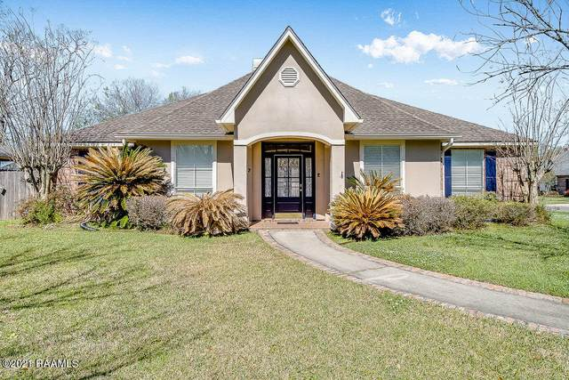 107 Kristen Lane, Lafayette, LA 70508 (MLS #21002439) :: Keaty Real Estate