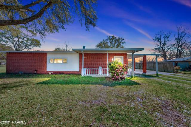 126 Benny Street, Ville Platte, LA 70586 (MLS #21002466) :: Keaty Real Estate