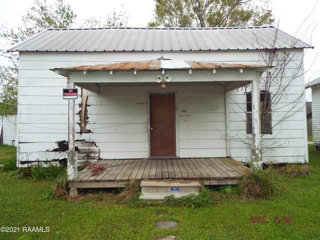 403 N Bradford Street, Rayne, LA 70578 (MLS #21002471) :: Keaty Real Estate