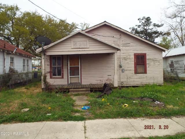 805 American Legion Drive, Rayne, LA 70578 (MLS #21002473) :: Keaty Real Estate