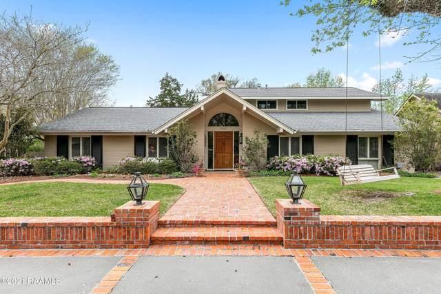 1502 Greenbriar Road, Lafayette, LA 70503 (MLS #21002513) :: Keaty Real Estate