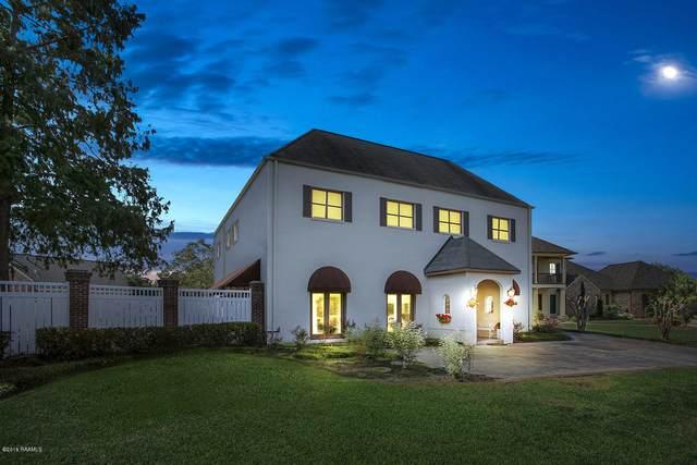 103 Riviera Court, Broussard, LA 70518 (MLS #21002525) :: Keaty Real Estate