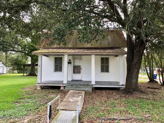 827 S Ave K, Crowley, LA 70526 (MLS #21002528) :: Keaty Real Estate