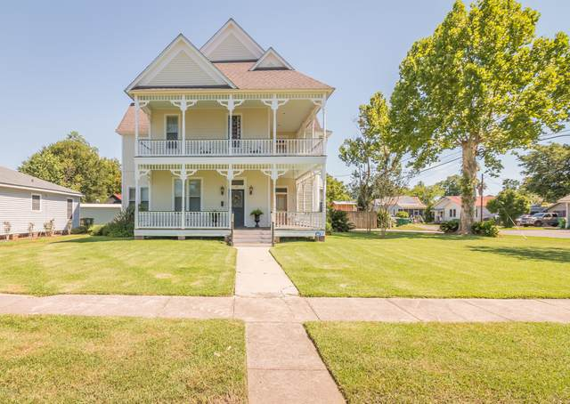 119 E Elm Street, Crowley, LA 70526 (MLS #21002539) :: Keaty Real Estate