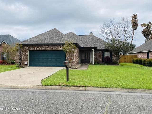 115 Cherry Bark Lane, Lafayette, LA 70508 (MLS #21002580) :: Keaty Real Estate