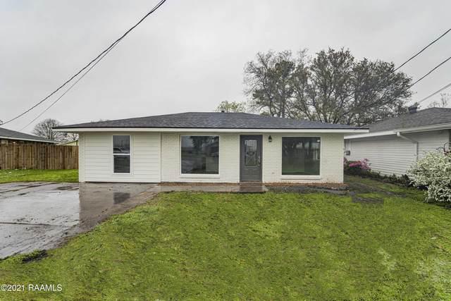 2608 Phyllis Drive, New Iberia, LA 70560 (MLS #21002618) :: Keaty Real Estate