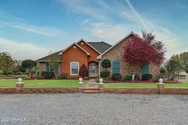 108 Moonlight Lane, Scott, LA 70583 (MLS #21002624) :: Keaty Real Estate