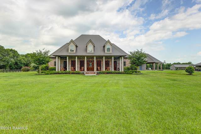 221 Braquet Road, Carencro, LA 70520 (MLS #21002639) :: Keaty Real Estate