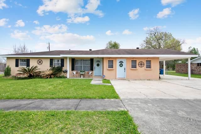 606 Idlewood Boulevard, Lafayette, LA 70506 (MLS #21002651) :: Keaty Real Estate
