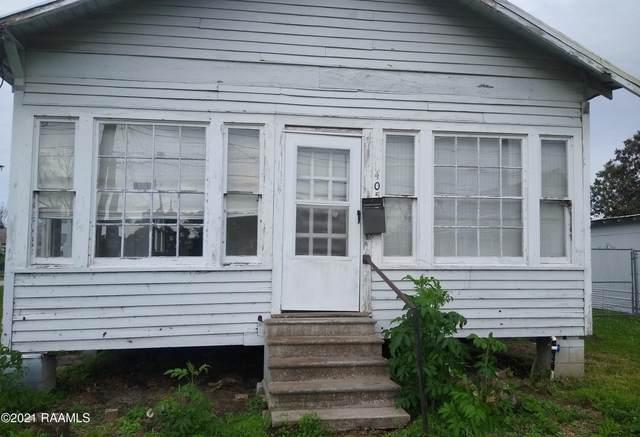 405 N Buchanan Street, Lafayette, LA 70501 (MLS #21002675) :: Keaty Real Estate