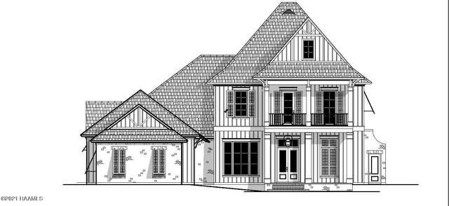 1202 Broyles Lane, Youngsville, LA 70592 (MLS #21002677) :: Keaty Real Estate
