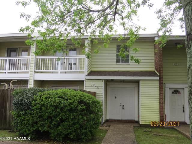 101 Wilbourne Boulevard #102, Lafayette, LA 70506 (MLS #21002687) :: Keaty Real Estate