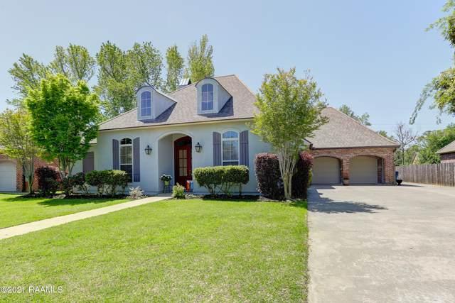 106 Flagstone Court, Lafayette, LA 70503 (MLS #21002714) :: Keaty Real Estate