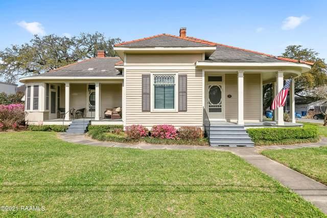 202 Dunreath Street, Lafayette, LA 70506 (MLS #21002723) :: United Properties