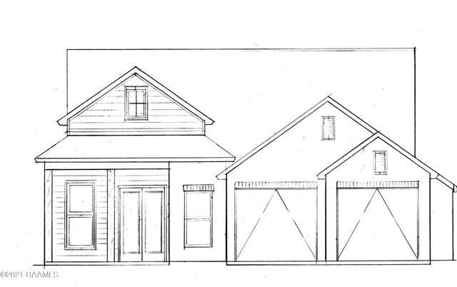 103 Lakes Edge Drive, Broussard, LA 70518 (MLS #21002754) :: Keaty Real Estate